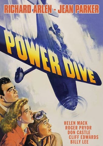 "Power Dive - 11"" x 17"" Poster"