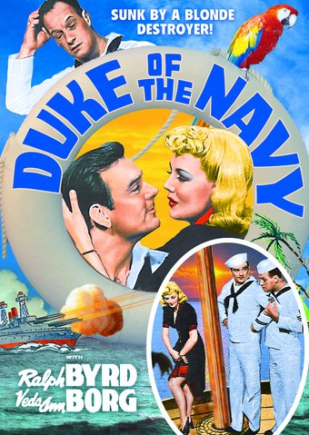 "Duke of the Navy - 11"" x 17"" Poster"