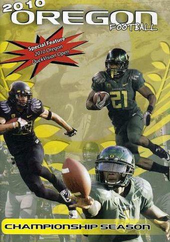 2010 Oregon Football