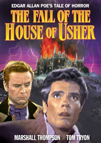 "The Fall of the House of Usher (1956) - 11"" x 17"""