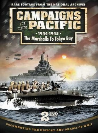 Campaigns in the Pacific, 1944-1945: The
