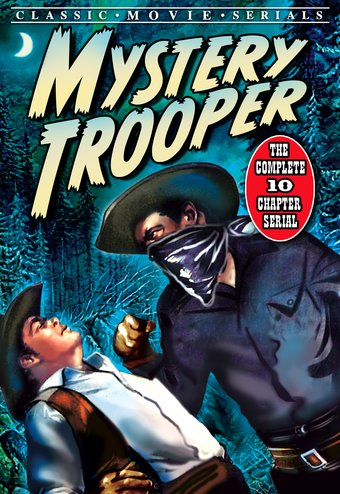 "Mystery Trooper - 11"" x 17"" Poster"