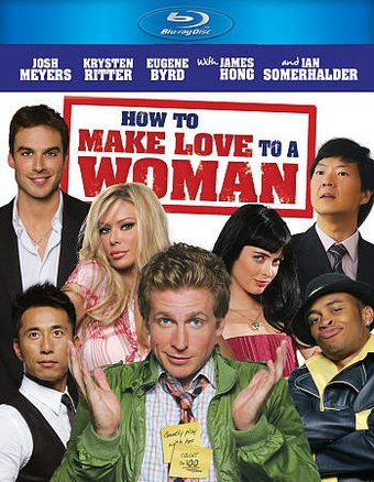 How to Make Love to a Woman (Blu-ray)