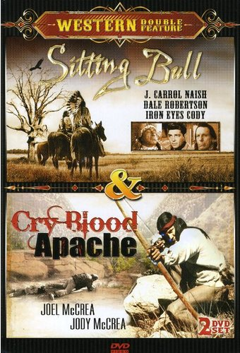 Sitting Bull / Cry Blood Apache (2-DVD)