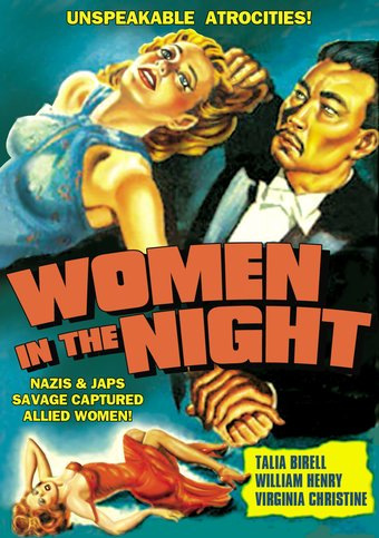 "Women in the Night - 11"" x 17"" Poster"