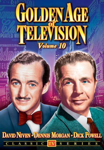 "Golden Age of Television, Volume 10 - 11"" x 17"""