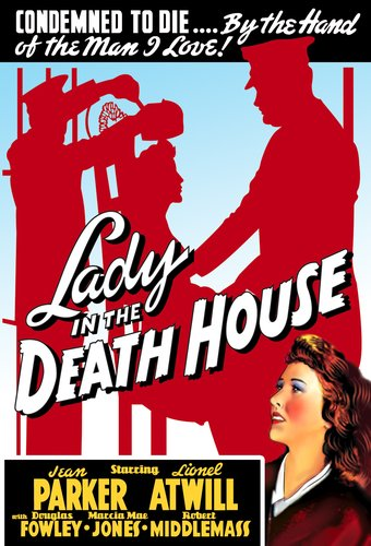 "Lady in the Death House - 11"" x 17"" Poster"