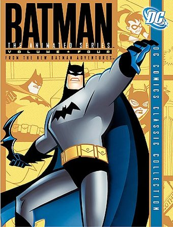 Batman: Animated Series - Volume 4 (4-DVD)