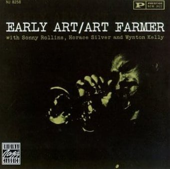 Early Art with Sonny Rollins, Horace Silver and
