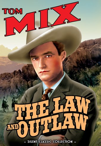 The Law and Outlaw (Silent)
