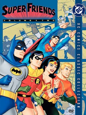 Superfriends - Volume 2 (2-DVD)