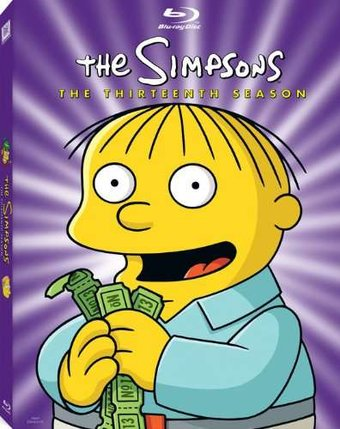 The Simpsons - Complete Season 13 (Blu-ray)