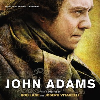 John Adams [Television Series Soundtrack]