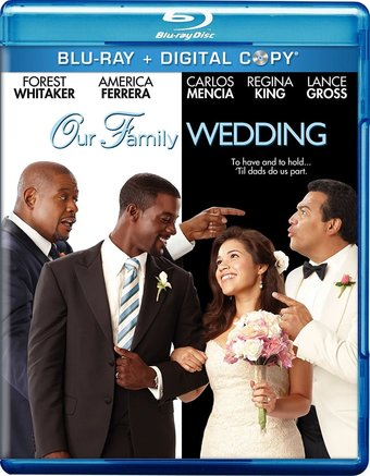 Our Family Wedding (Blu-ray)
