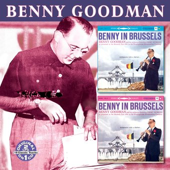 Benny In Brussels, Volume 1 / Benny In Brussels,