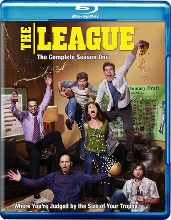 The League - Season 1 (Blu-ray)