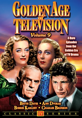Golden Age of Television - Volume 9: The