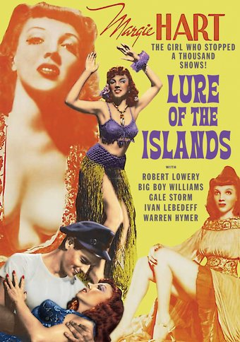 "Lure of the Islands - 11"" x 17"" Poster"