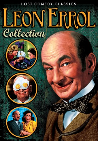 Leon Errol Comedy Collection: 7 Vintage Comedy