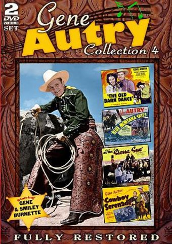 Gene Autry Collection 4 (The Old Barn Dance /