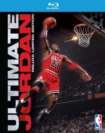 Ultimate Jordan (Blu-ray, Deluxe Limited Edition)