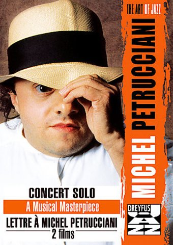 Michel Petrucciani - Two Films: Concert Solo /