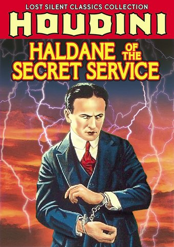 "Haldane of The Secret Service - 11"" x 17"" Poster"