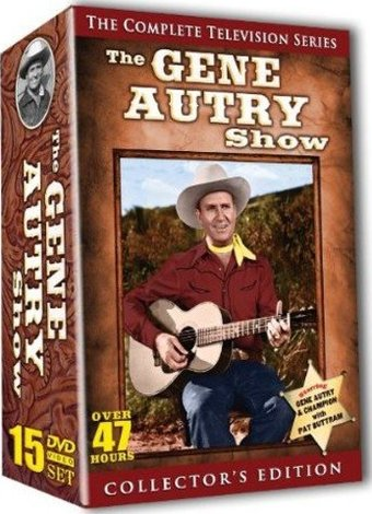 Gene Autry Show - Complete Series (15-DVD)