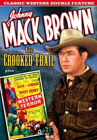 Classic Western Double Feature: Crooked Trail