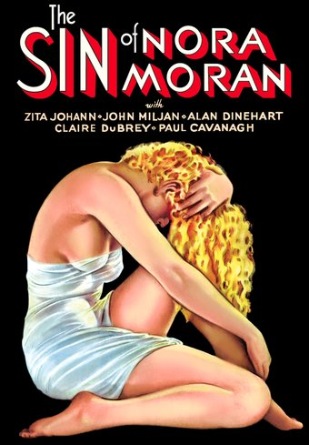 "The Sin of Nora Moran - 11"" x 17"" Poster"