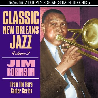 Classic New Orleans Jazz, Volume 2