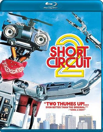 Short Circuit 2 (Blu-ray)