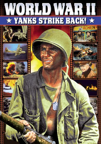 "WWII - Yanks Strike Back - 11"" x 17"" Poster"