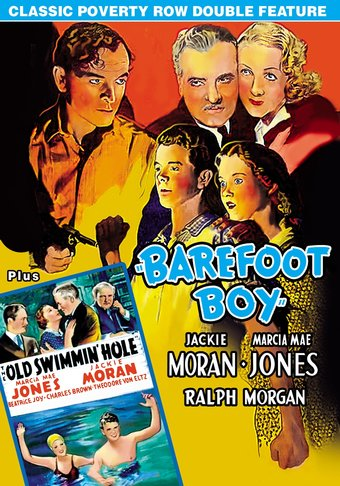 Poverty Row Double Feature: Barefoot Boy (1939) /