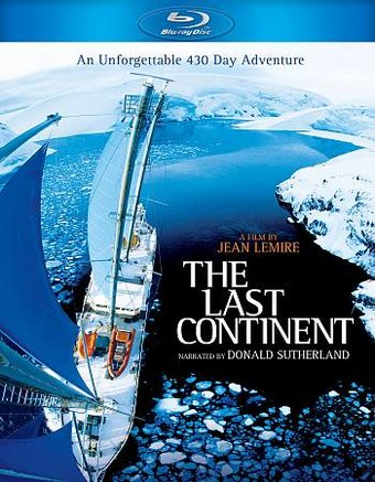The Last Continent (Blu-ray)