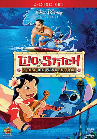 Lilo & Stitch (2-DVD, Big Wave Edition)