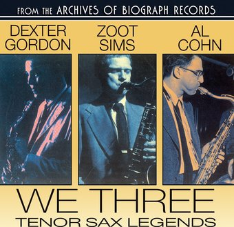 We Three (With Zoot Sims)