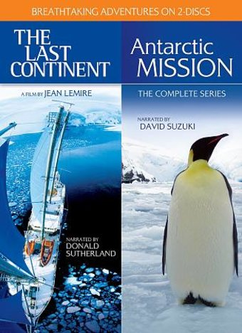 The Last Continent / Antarctic Mission (2-DVD)