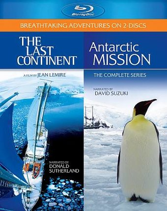 The Last Continent / Antarctic Mission (2-Disc)
