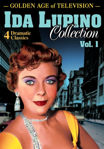 "Ida Lupino Collection, Volume 1 - 11"" x 17"" Poster"