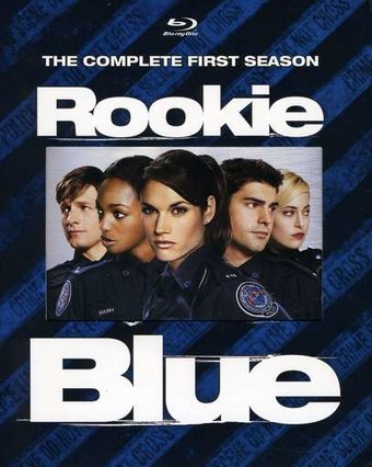 Rookie Blue - Complete 1st Season (Blu-ray)
