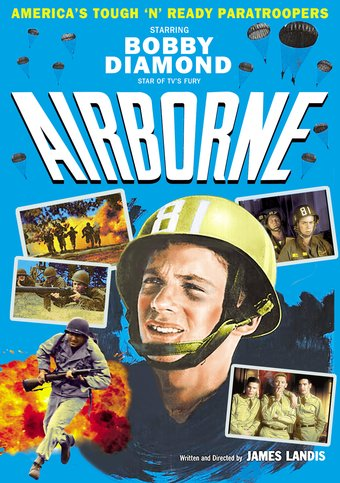 "Airborne - 11"" x 17"" Poster"