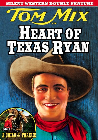 Tom Mix Double Feature: Heart of Texas Ryan