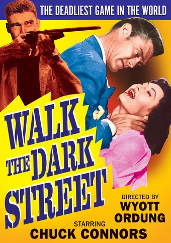 "Walk the Dark Street - 11"" x 17"" Poster"