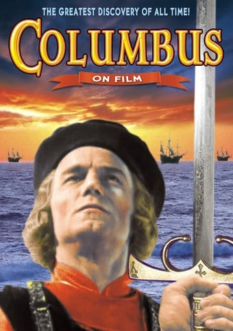 "Columbus on Film - 11"" x 17"" Poster"