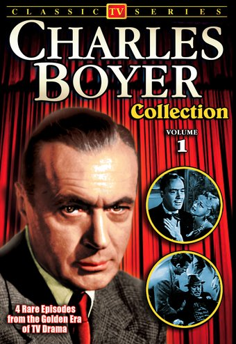 "Charles Boyer Collection, Volume 1 - 11"" x 17"""