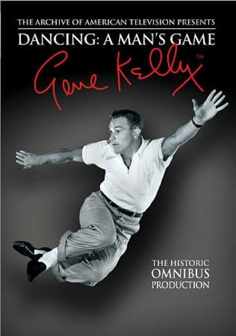 Gene Kelly - Dancing: A Man's Game (2-DVD)