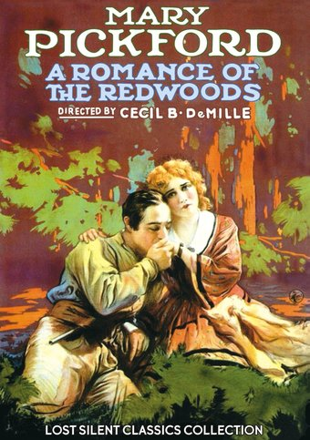 A Romance of the Redwoods (Silent)