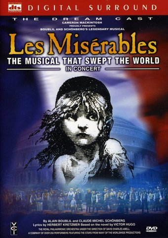 Les Miserables - In Concert