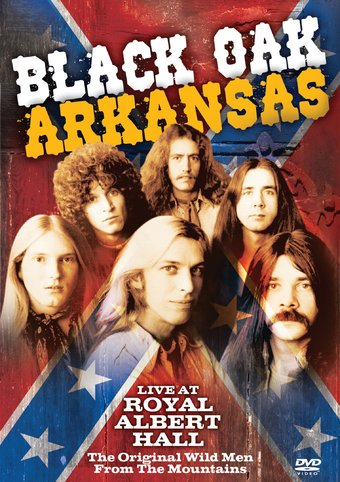 Black Oak Arkansas - Live at the Albert Hall